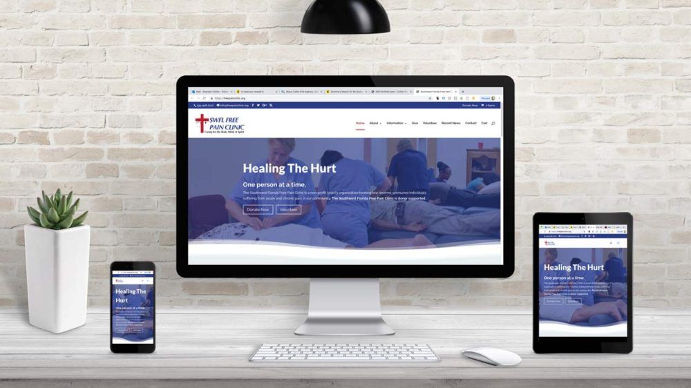 pain-clinic-website