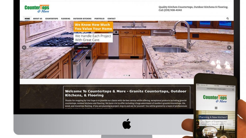 granite company website